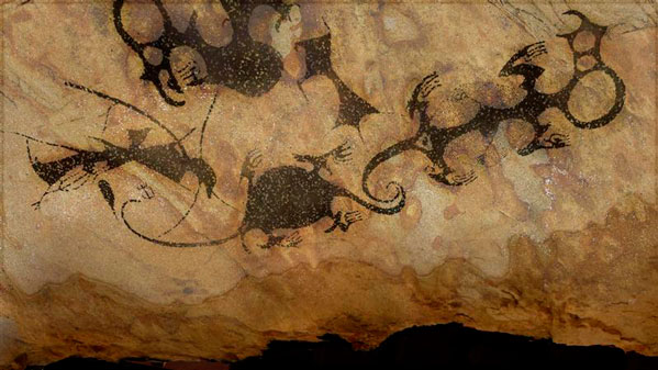 Maori-Rock-Art